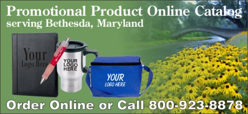 Promotional Products Bethesda, Maryland